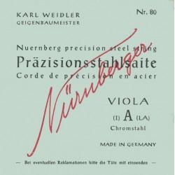 Karl Weidler Nurnberger Alto A