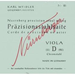 Karl Weidler Nurnberger Alto D