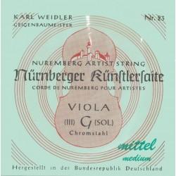 Karl Weidler Nurnberger Alto G