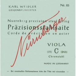 Karl Weidler Nurnberger Alto C
