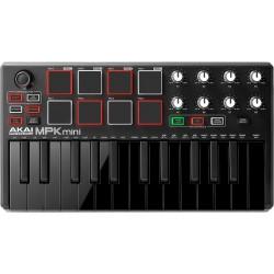 Akai MPK mini mkII WH Clavier Midi