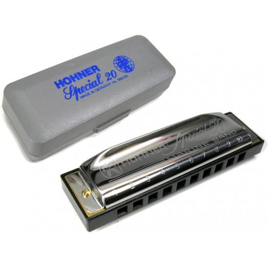 Hohner 560/20 G Special 20 Harmonica Diatonique