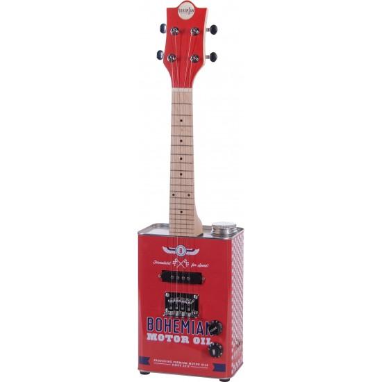 Bohemian Guitars BGU15MO Oil Can