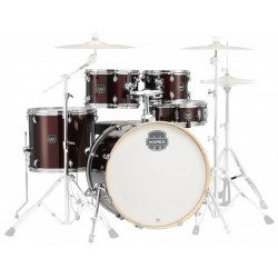 "Mapex Storm Pop Rock 22"" Burgundy"