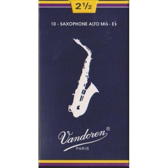 Vandoren SR2125 Anches Saxo Alto 2.5