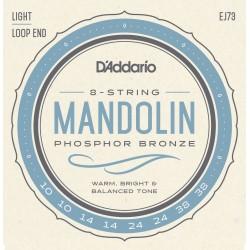 D'Addario EJ73 Mandoline