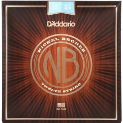 D'Addario NB1047 Extra Light 10-47