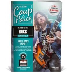 Coup de Pouce Débutant Guitare Rock Volume 2