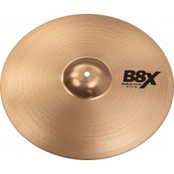 "Sabian B8X Crash 16"" Medium"