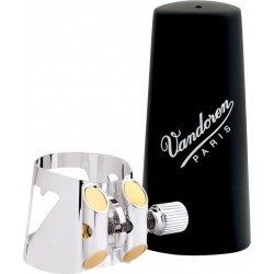 Vandoren LC01P Ligature Optimum Pour Clarinette