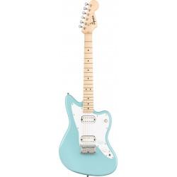 Squier Mini Jazzmaster HH Daphne Blue
