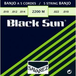 Savarez Black Sun Jeu Banjo