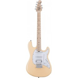 Sterling by Music Man Cutlass HSS Vintage Cream