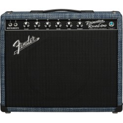 Fender Limited Edition Princeton Reverb Chilewich Denim