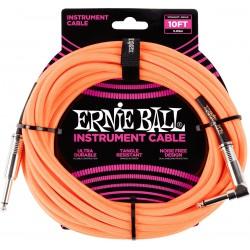 Ernie Ball 6079 Jack Coudé 3m