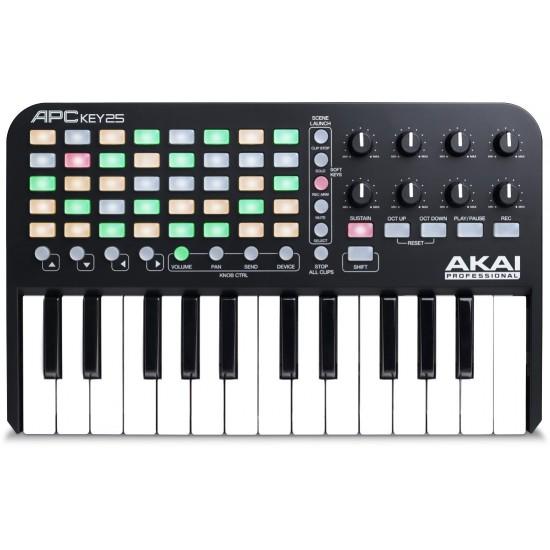Akai APC Keys 25