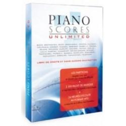 Piano Scores Unlimited Vol 1. Classique