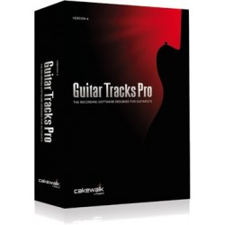 Cakewalk By Roland Guitar Tracks Pro 4