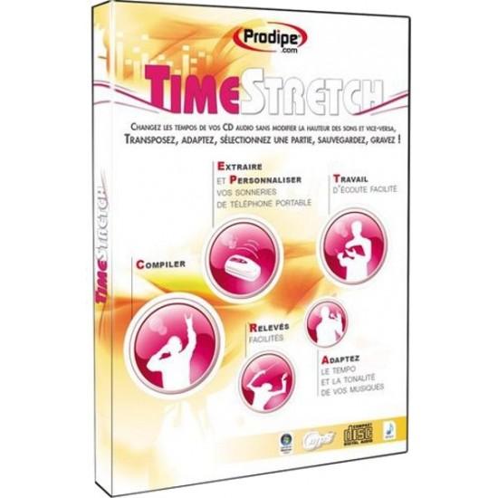 IPE Music TimeStretch