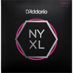 D'Addario NYXL Nickel Wound 9-42