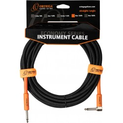 Ortega Câble Jack 6M