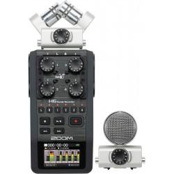Zoom H6 Enregistreur Numérique Portable