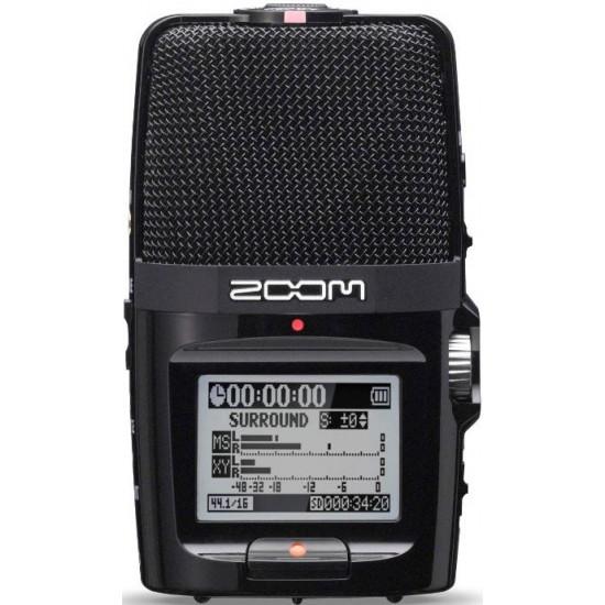 Zoom H2N Enregistreur Portable