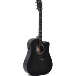 Sigma Guitars DMCE-BKB+