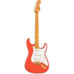 Squier FSR Classic Vibe '50s Stratocaster Fiesta Red with Gold Hardware