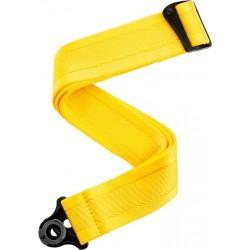D'Addario Sangle Auto Lock Mellow Yellow