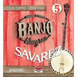Savarez BN80ML Banjo 5c