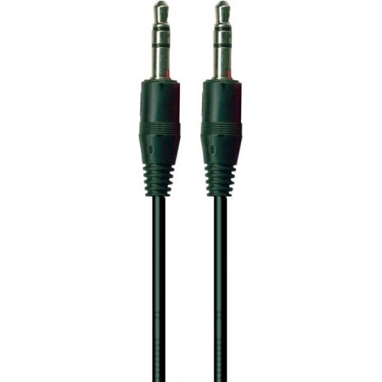 Yellow Cable K17-6 Mini-Jack Stéréo/Mini-Jack Stéréo 6M