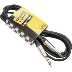 Yellow Cable GP63D Jack/Jack 3M