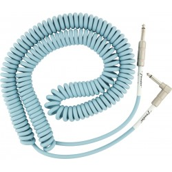 Fender Original Series Coil Cable Daphne Blue