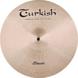 Turkish Classic Crash 16""