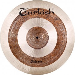 Turkish Sehzade Crash 16""