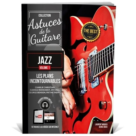 Astuces de La Guitare Jazz Volume 1