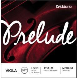 D'Addario J910-LM Prelude Alto