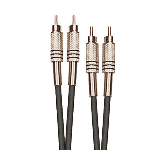 Yellow Cable K04-6 Double RCA/RCA 6M