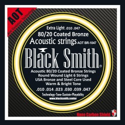 Black Smith AOT BR-1047 Acoustic 10-47