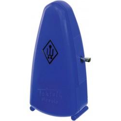 Wittner Taktell Piccolo Métronome Mécanique Bleu