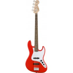 Squier Affinity Series Jazz Bass Race Red