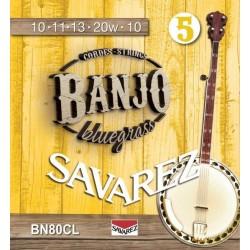 Savarez BN80CL Banjo 5c