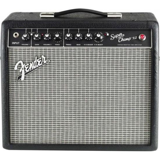 Fender Super Champ X 2