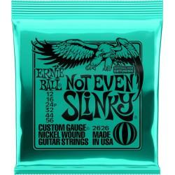 Ernie Ball 2626 Not Even Slinky 12-56