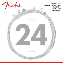 Fender 250B6 Bass 6c.