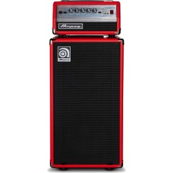 Ampeg Micro-VR Set Special Edition Red