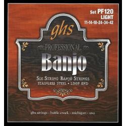 GHS PF120 Banjo 6c.