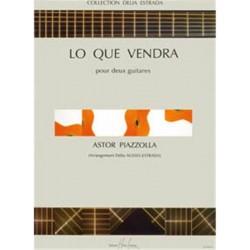 Astor Piazzolla Lo Que Vendra