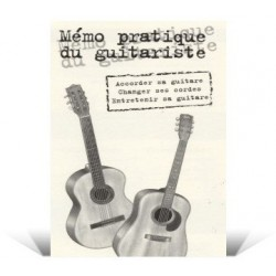 Mémo Pratique du Guitariste